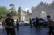 Nổ bom bên ngoài trụ sở Văn phòng của Thủ tướng Thổ Nhĩ Kỳ