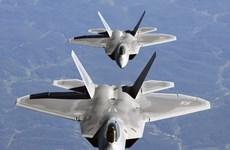 Mỹ sẽ điều chiến đấu cơ F-22 tới châu Âu để hỗ trợ đồng minh