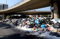 Biểu tình đòi chính phủ Liban từ chức vì khủng hoảng rác thải