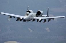 Mỹ triển khai máy bay Thần sấm A-10 tập trận cùng Estonia