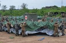 Quân đội Pakistan, Trung Quốc tổ chức diễn tập chống khủng bố