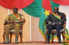 HĐBA yêu cầu thả Tổng thống và Thủ tướng lâm thời Burkina Faso
