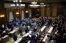 Hàn Quốc-Mỹ-Nhật Bản xúc tiến tổ chức đàm phán quốc phòng
