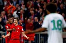 Lewandowski lập kỷ lục ghi 5 bàn thắng chỉ trong vòng 9 phút