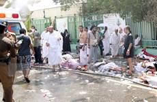 Saudi Arabia điều tra thảm họa giẫm đạp tại Thánh địa Mecca