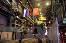 [Photo] Cận cảnh tàu ngầm lớp Kilo cuối cùng Nga đóng cho Việt Nam