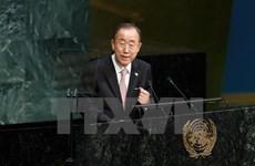 Ông Ban Ki-moon kêu gọi bầu cử ở Burkina Faso sau cuộc đảo chính