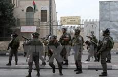 Israel triển khai thêm hàng trăm binh sỹ đến Jerusalem tuần tra