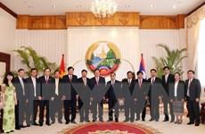 Viện Kiểm sát Lào-Việt Nam tăng hợp tác phòng, chống tội phạm