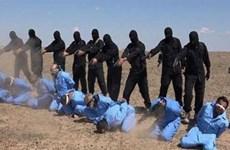 [Video] Giải cứu 70 con tin sắp bị IS hành quyết tại Iraq