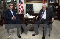 Lãnh đạo Palestine, Mỹ hội đàm nhằm giảm căng thẳng với Israel