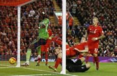 Juergen Klopp thất vọng sau trận hòa thứ ba của Liverpool