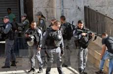 Cảnh sát biên giới Israel nổ súng bắn chết một phụ nữ Palestine
