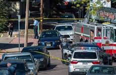 Mỹ: Xả súng kinh hoàng ở khu buôn bán làm 3 người thiệt mạng