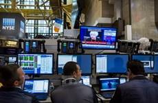 Nhóm cổ phiếu ngành dầu khí và thống kê chi phối Phố Wall