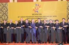 ASEAN, Trung Quốc và Nhật Bản tăng kết nối giao thông khu vực