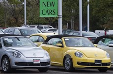 Volkswagen nhận án phạt nặng ở Brazil vì vụ gian lận khí thải