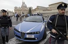 Italy truy lùng các phần tử khủng bố sau cảnh báo an ninh của Mỹ