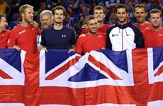 Trận chung kết Davis Cup vẫn diễn ra trong nỗi lo khủng bố