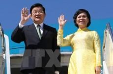 Chủ tịch nước Trương Tấn Sang rời Hà Nội, lên đường thăm Đức