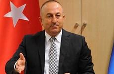 Ngoại trưởng Thổ Nhĩ Kỳ kêu gọi Nga dỡ bỏ trừng phạt kinh tế