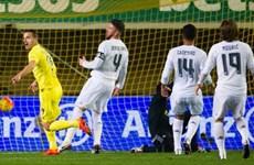 Kết quả: Real và Liverpool gây thất vọng, Dortmund đại thắng
