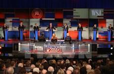 Bầu cử Mỹ: Các ứng cử viên đảng Cộng hòa tiếp tục tranh luận