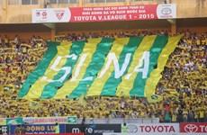 Sông Lam Nghệ An gặp nhiều khó khăn trước mùa V-League 2016