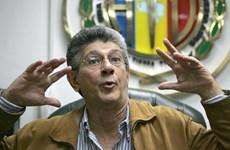 Phe đối lập Venezuela bầu ông Ramos Allup làm Chủ tịch Quốc hội