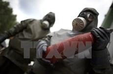 OPCW: Kho vũ khí hóa học của Syria đã được phá hủy hoàn toàn