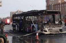 Trung Quốc công bố kết quả sơ bộ vụ cháy xe buýt làm 17 người chết