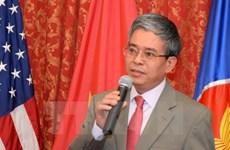 Đại sứ Việt Nam tại Mỹ chủ trì phiên họp của Ủy ban ASEAN