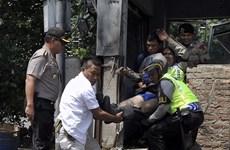 [Video] Cảnh sát Indonesia khẳng định IS tiến hành vụ tấn công