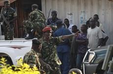 Burundi: 4 cựu tướng lĩnh âm mưu đảo chính bị tù chung thân