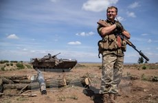Mỹ cung cấp thiết bị liên lạc và quân sự quan trọng cho Ukraine
