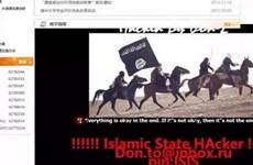 Tin tặc IS tấn công trang web đại học Thanh Hoa của Trung Quốc