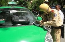 Khen thưởng lực lượng khám phá vụ giết lái xe taxi, cướp tài sản