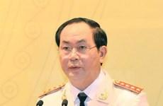Ủy viên Ban Chấp hành Trung ương Đảng (chính thức) khóa XII - Phần 3