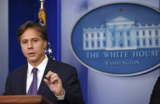 Thứ trưởng Ngoại giao Mỹ đến Trung Quốc bàn về an ninh khu vực
