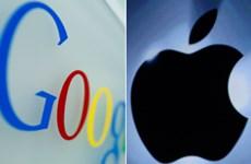 """Apple sắp để mất """"ngôi vương"""" vào tay của đối thủ Google"""