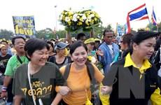 Thái Lan bắt đầu xử vụ phe Áo Vàng phong tỏa sân bay năm 2008