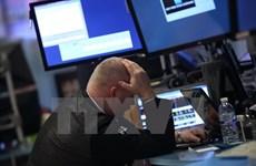 Thị trường chứng khoán Mỹ ngập trong sắc đỏ vì giá dầu lao dốc