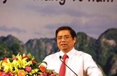 Tiểu sử Ủy viên Bộ Chính trị khóa XII Phạm Minh Chính