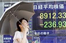 Chứng khoán châu Á ngập tràn sắc xanh sau phiên giao dịch ảm đạm