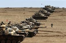 EU kêu gọi Thổ Nhĩ Kỳ ngừng hành động quân sự tại Syria