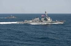 Mỹ tăng nhiều tàu chiến cho các đơn vị hải quân ở Thái Bình Dương