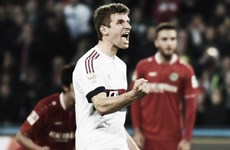 """""""Sát thủ"""" Thomas Mueller sẽ tỏa sáng trong trận đấu với Juventus?"""