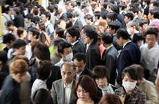Dân số Nhật Bản lần đầu tiên giảm kể từ đợt điều tra năm 1920