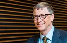 [Video] Tỷ phú Bill Gates 3 năm liên tiếp giàu nhất thế giới