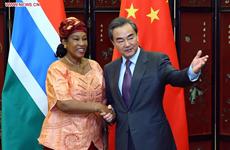 Trung Quốc tuyên bố nối lại quan hệ ngoại giao với Gambia
